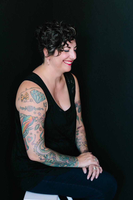 Sarah Deragon