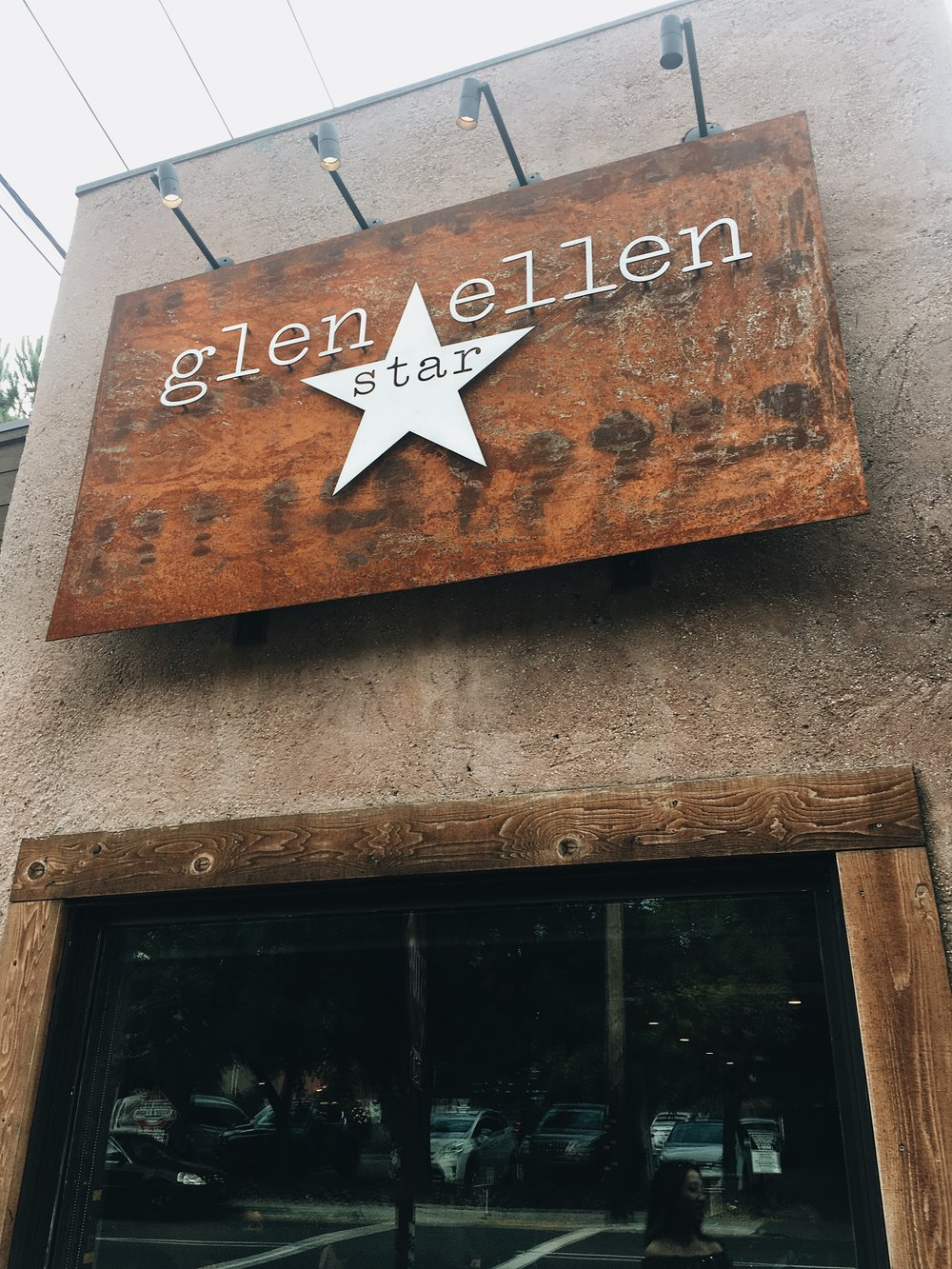 Glen Ellen Star Where to Eat in Sonoma