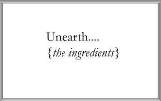 organicskin care ingredients anti aging
