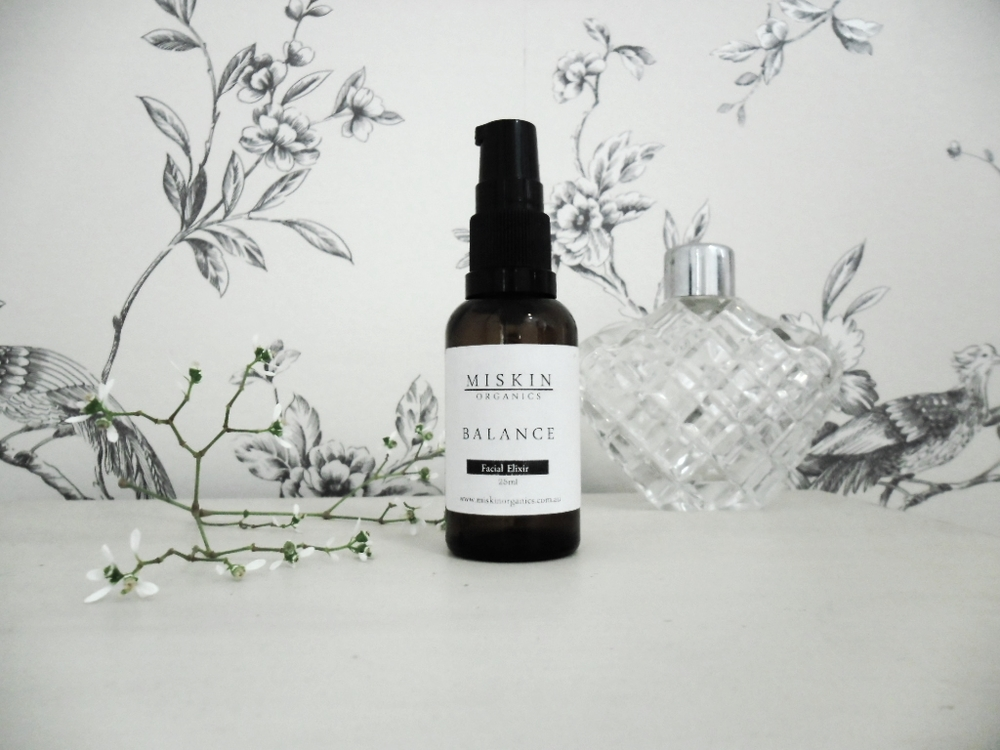 Balance Facial oil Elixir