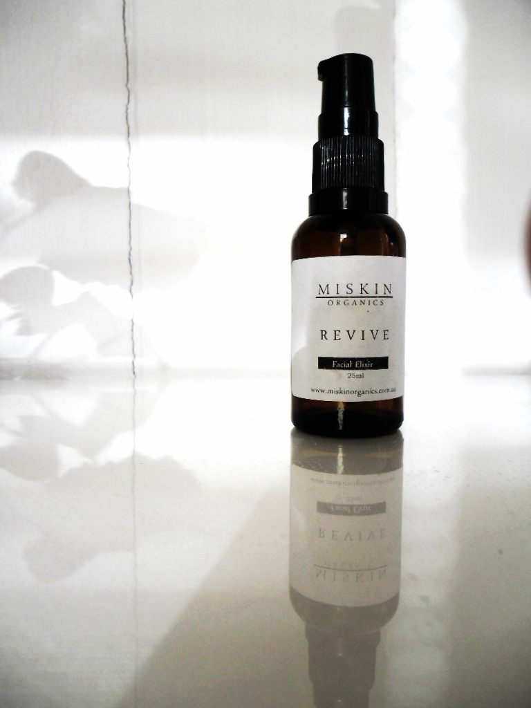 Revive facial elixir