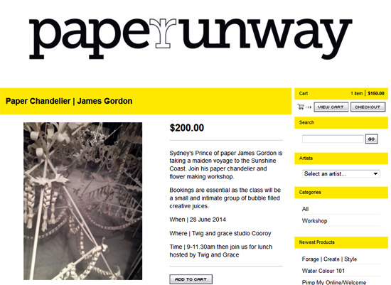 Paper Runway Sunshine Coast workshops.jpg