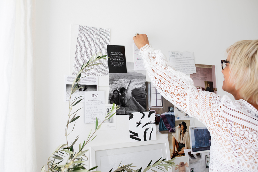 THE WHITE WALLS PROJECT - We have developed a business plan power pack for the modern woman.This pack is created into a stylish moodboard planner for your study/office wall.We believe that your goals should be visualised daily.For all female entrepreneurs.