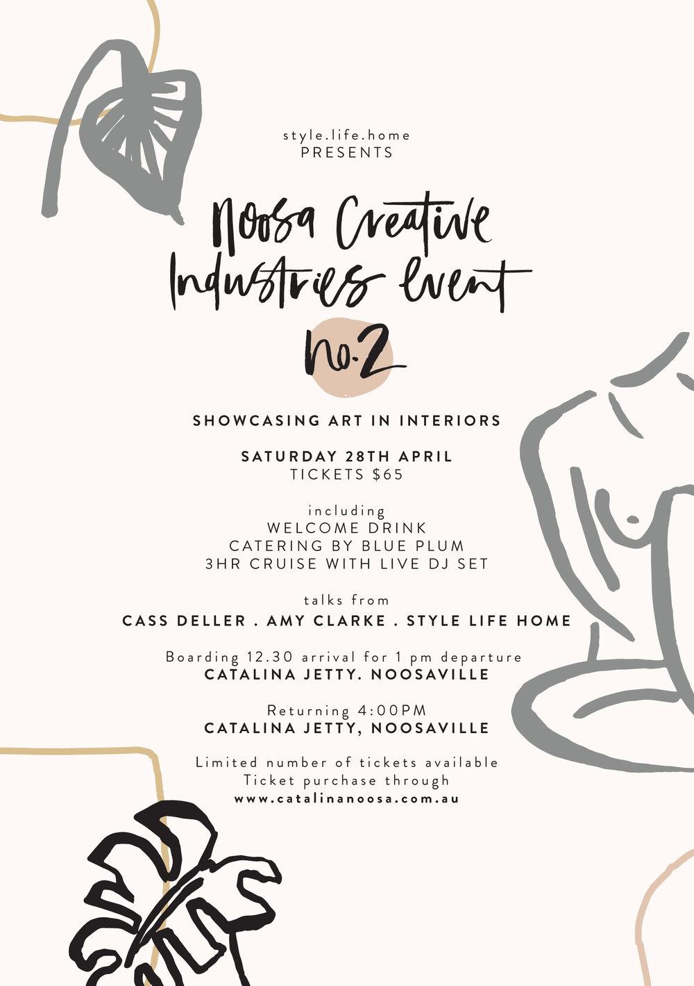 Invitation Design by Cass Deller