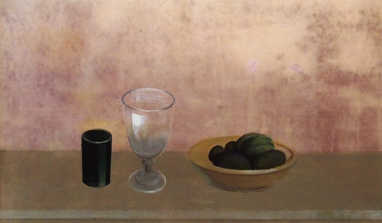 Morris Graves.  Quiet Still Life . 1991.