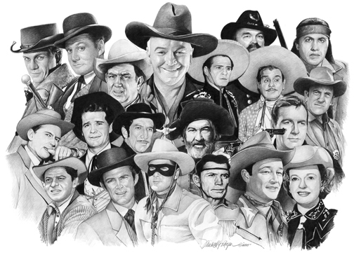 The 50's TV Cowboys