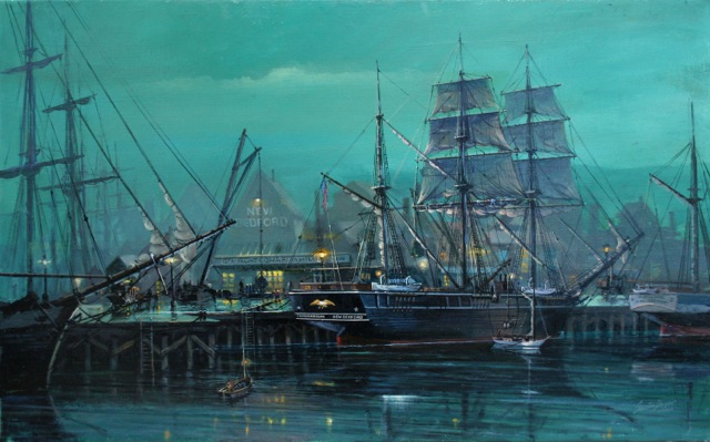 Charles Morgan Maiden Voyage