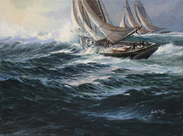 The Bluenose Mystic