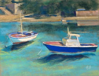 Moorage on the Adriatic II