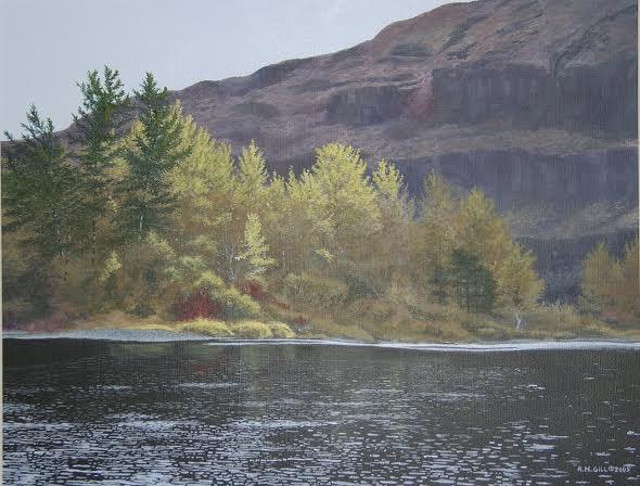 Yakima In Autumn