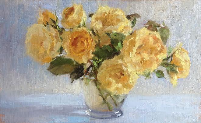 Ellen's Roses.