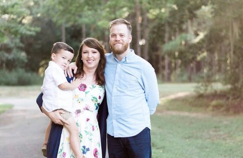Associate Pastor: Cobie Tomlinsonwith his wife Ashley and their son - Cobie Tomlinson serves as the associate pastor at Grace. He received his bachelor's degree in religion and masters in secondary education from Liberty University. Currently he is pursuing a doctorate of education. Cobie serves as the head of school for Highland Christian Academy and lives in Lakeland with his wife and son.