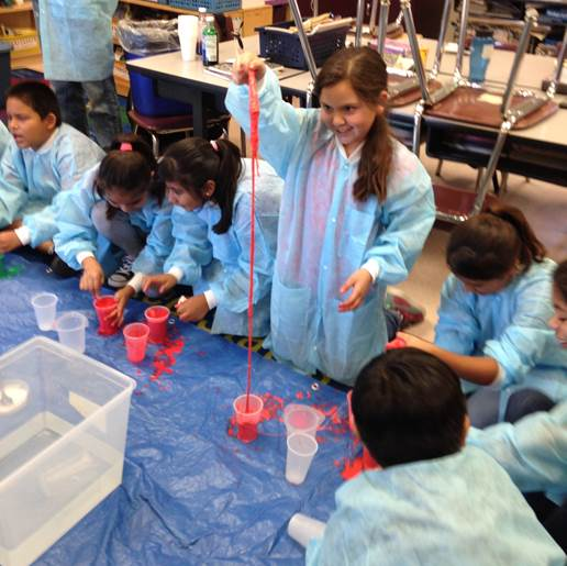 Mission Science: Also part of the MESA umbrella,  Mission Science  is a weekly program that brings hands-on science to local elementary school students. As an instructor for the program, I develop and implement lesson plans to teach science and engineering concepts to 3-5th graders.