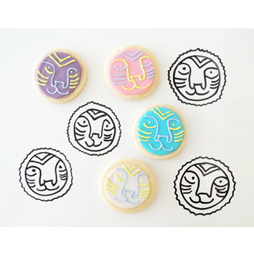 Styling cookies