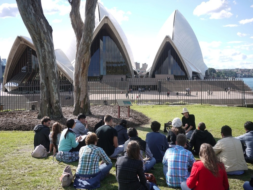 21.09.2015_The Guardian names Sydney Architecture Walks as one of the world's 10 best architecture walking tours.  Along with tours from Bilbao, Tokyo, Miami, Brasilia, Chandigarh and Phnom Penh - we were so happy to be on this list! The  Sydney Architecture Walks  are the research side and the public side of the practice.   The Guardian: 10 of the best architecture tours   ::