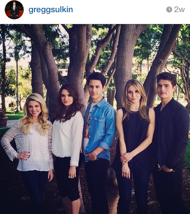 MTV's Faking It Cast