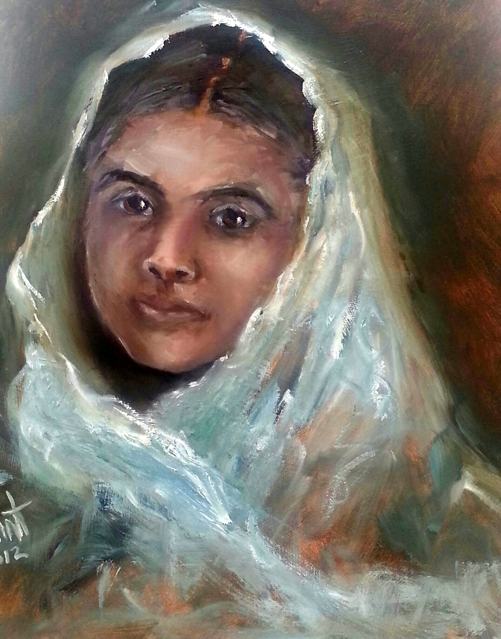 Malala - Face of Bravery