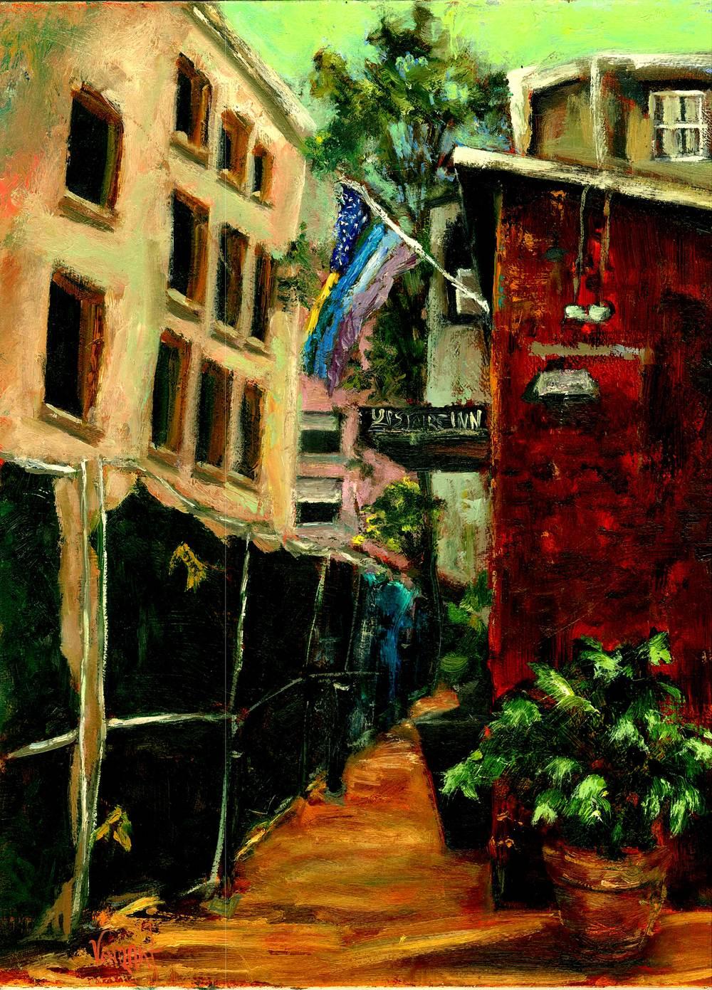 Camac Alley