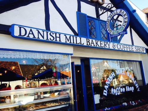 Amazing Danish Bakery in Solvang