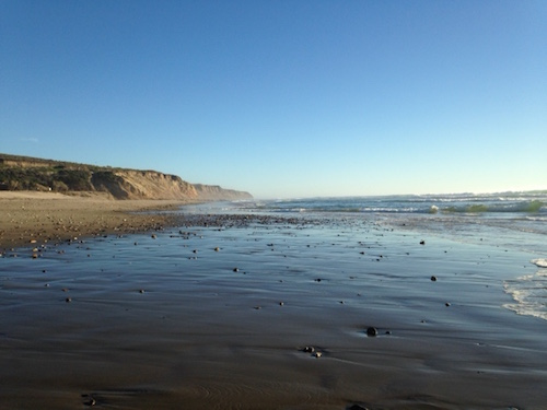Spending an afternoon at Jalama Beach