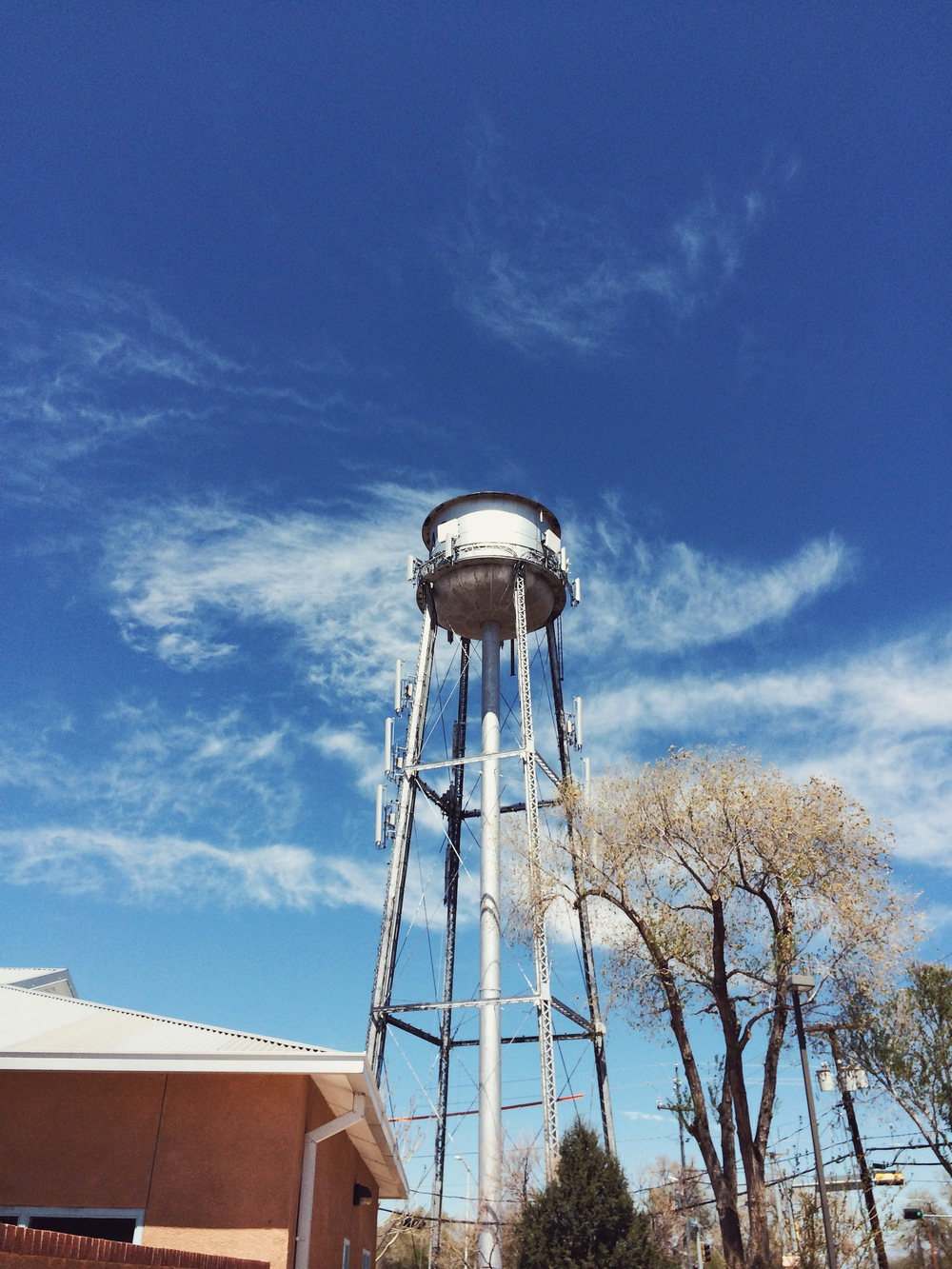 Watertower (2014)