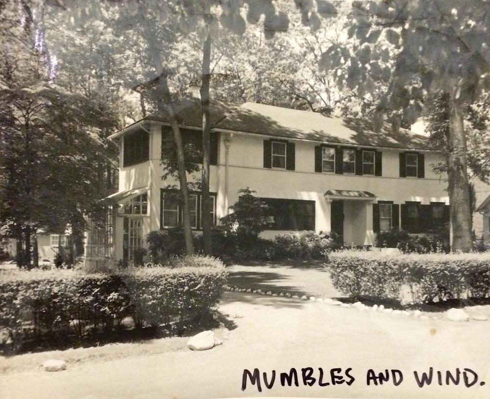 "mumbles & wind (2016) 8"" x 10"" mixed-media"