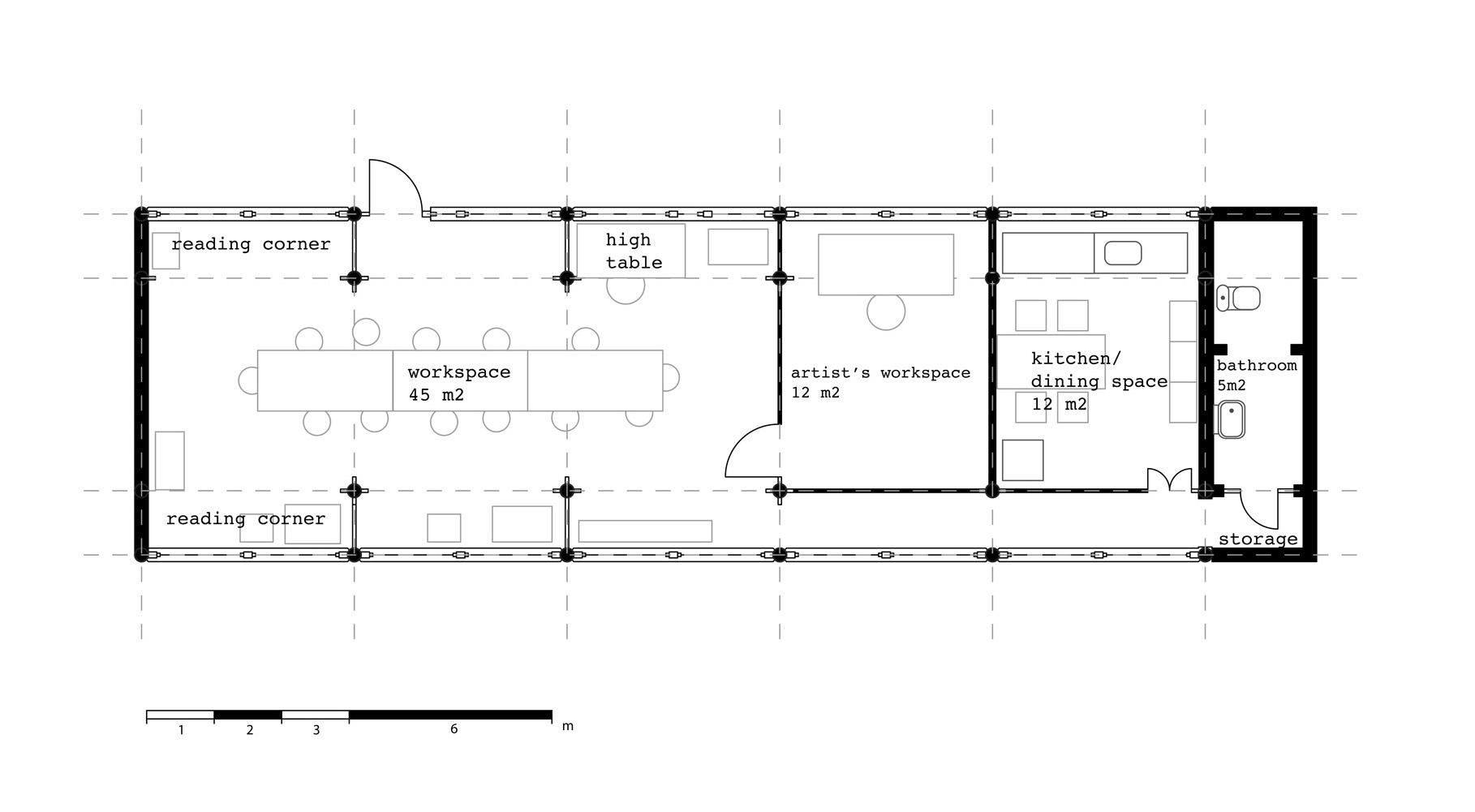 IFP studio plan