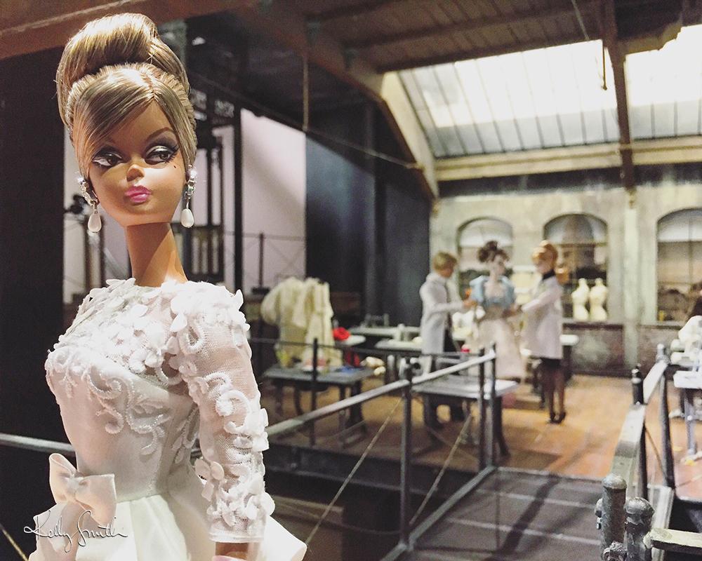 Barbie Exhibit at Les Arts Décaratifs