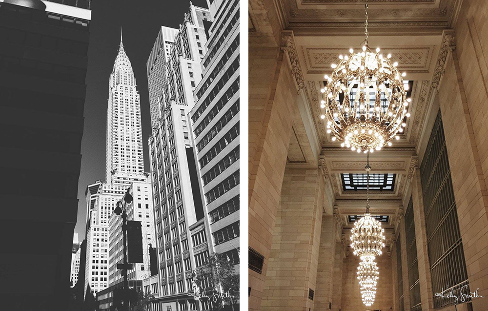 Chrysler Building / Grand Central Station