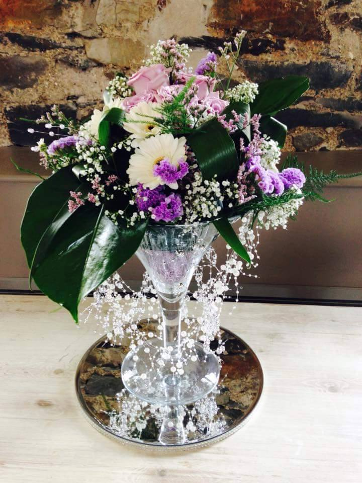 Ti Amo Fiori -For all your floral needs they are a local florist producing luxury goods at affordable prices. (Image supplied by Ti Amo Fiori)