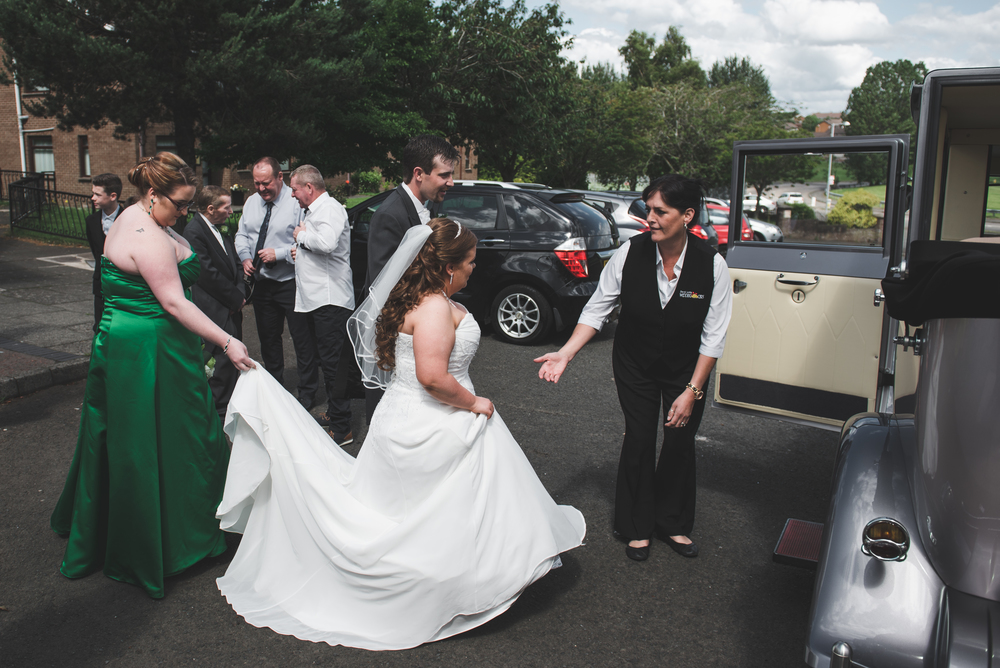Northern_Ireland_Wedding_Photographer_Wedding_Car