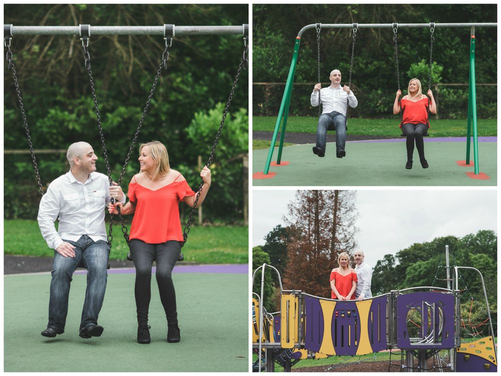 Engagement_Photographs_Belfast_Lady_Dixons_Park_Swings