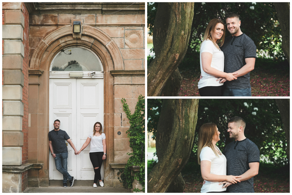 Nikki_Chris_engagement_session_belfast_purephotoni_sir_thomas_and_lady_dixons_park_white_door