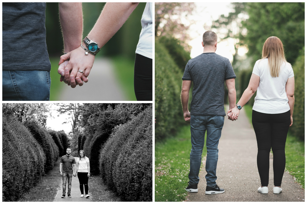 Nikki_Chris_engagement_session_belfast_purephotoni_sir_thomas_and_lady_dixons_park_hedges_ring