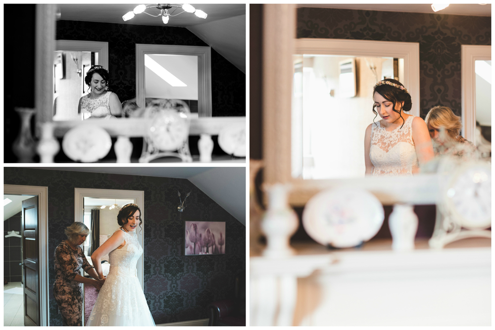 Northern_Ireland_Wedding_Photographer_Pure_Photo_NI_Shauna_Lewis_Causeway_Lodge_Dress_Mirror