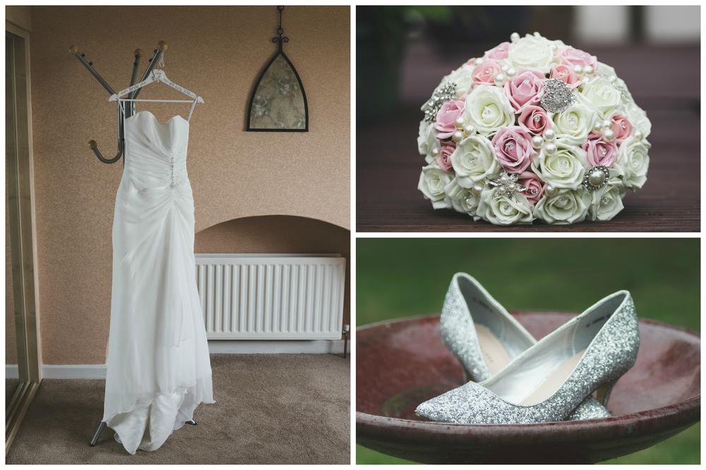 Ballymac_hotel_wedding_lisburn_dress_shoes_flowers