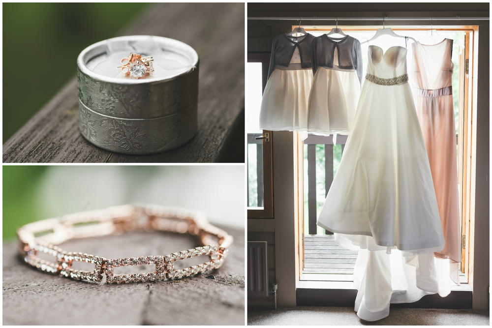 Lusty Beg Island Wedding Pure Photo N.I Dresses Jewellery