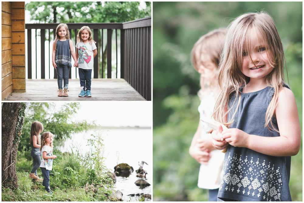 Lusty Beg Island Wedding Photographer Pure Photo N.I Flower Girls