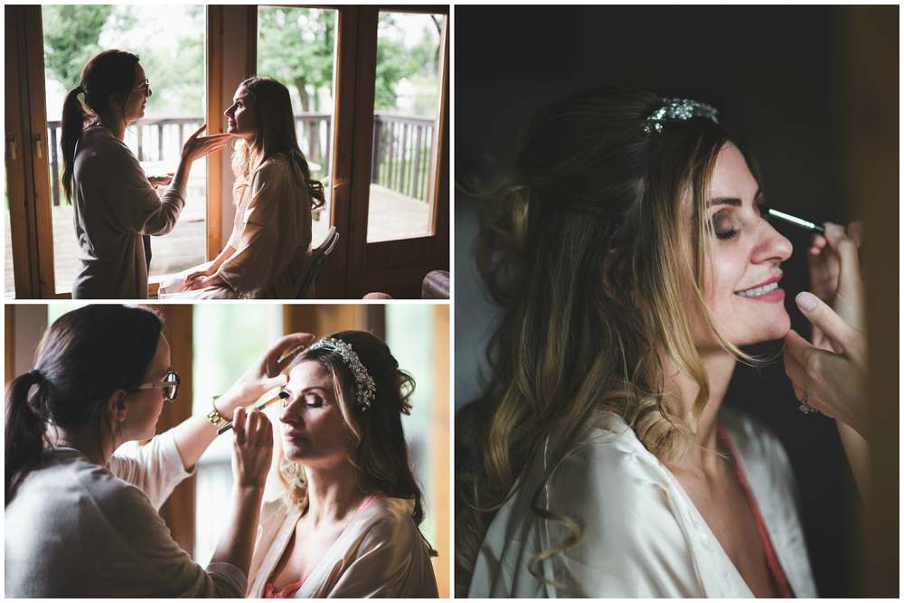 Lusty Beg Island Wedding Photographer Pure Photo N.I Make Up