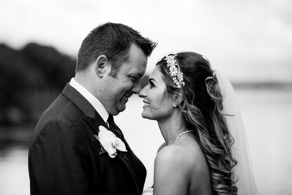 Lusty Beg Island Northern Ireland Wedding Photographers Pure Photo Bride and Groom portrait