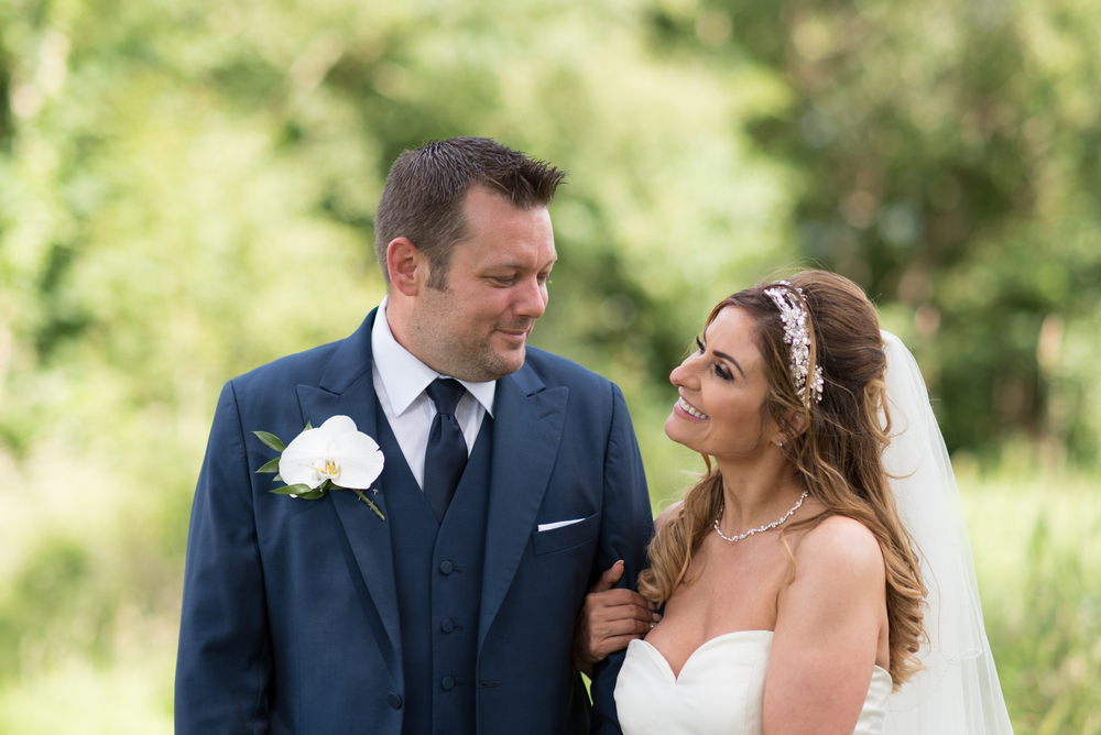 Lusty Beg Island Northern Ireland Wedding Photographers Pure Photo beautiful Bride and Groom portraits