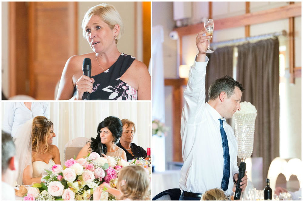 Lusty Beg Island Northern Ireland Wedding Photographers Pure Photo N.I guest speech