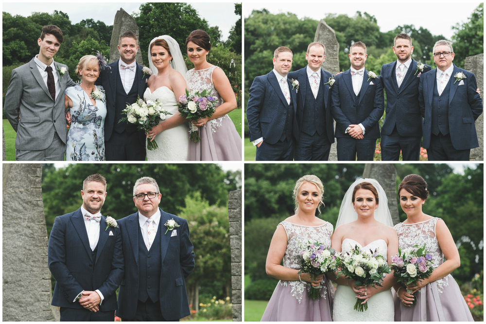 Belfast Wedding Photographer purephotoni lady dixons park family portrait