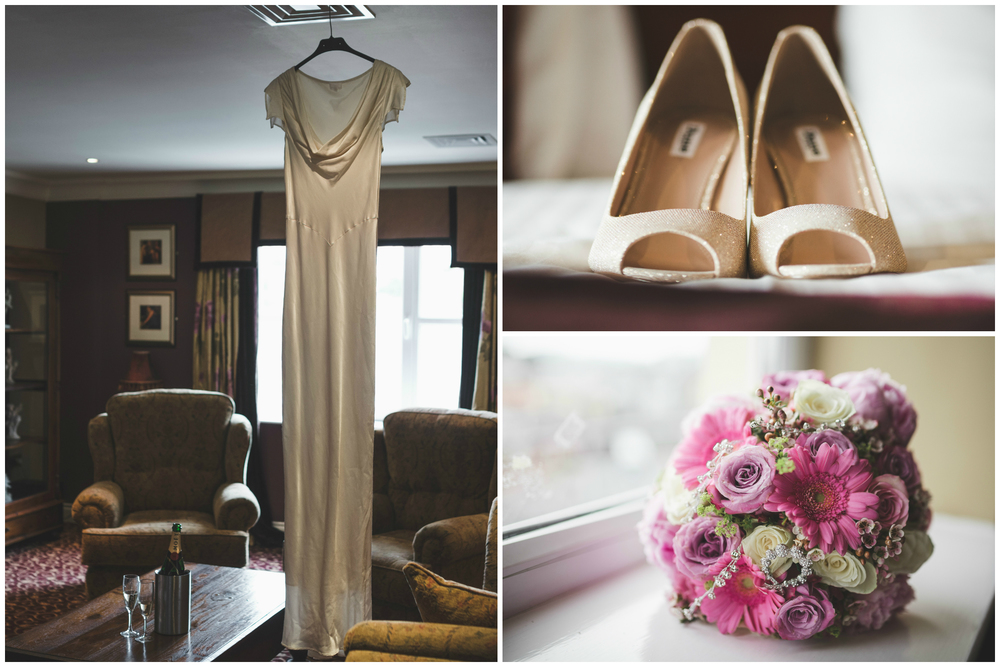 Canal Court Hotel Newry Wedding photographer Pure Photo N.I flowers shoes dress