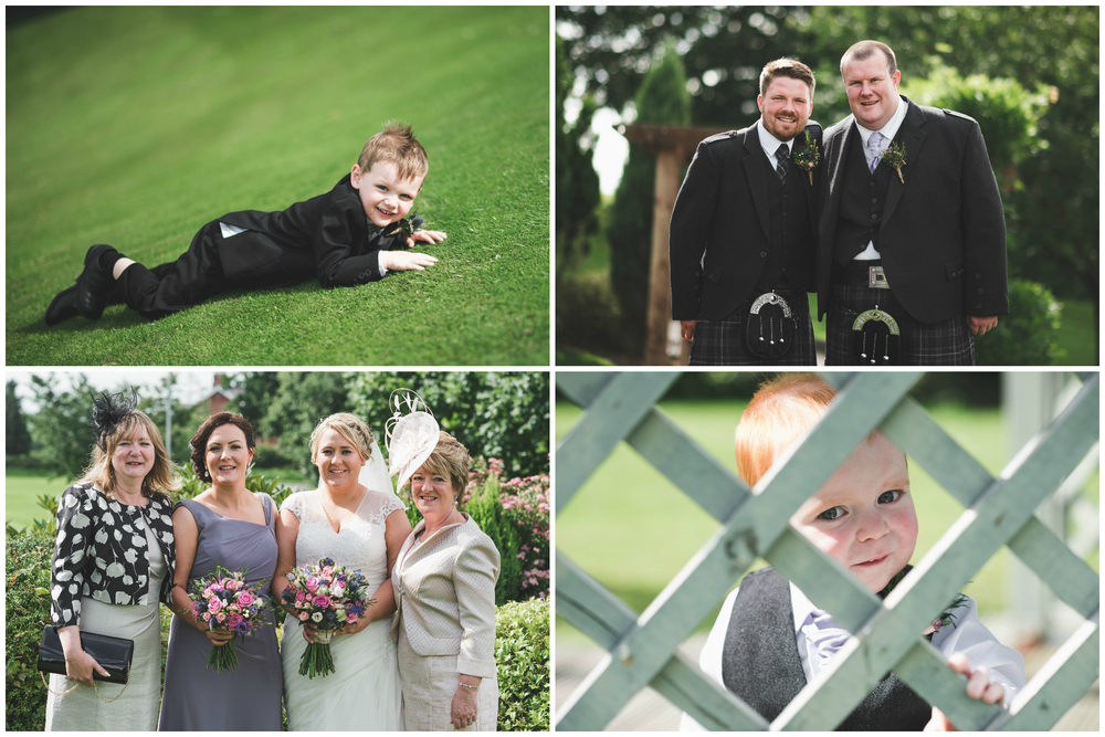 Lisburn Wedding Photographer Pure Photo N.I Edenmore Country Club Family Portraits