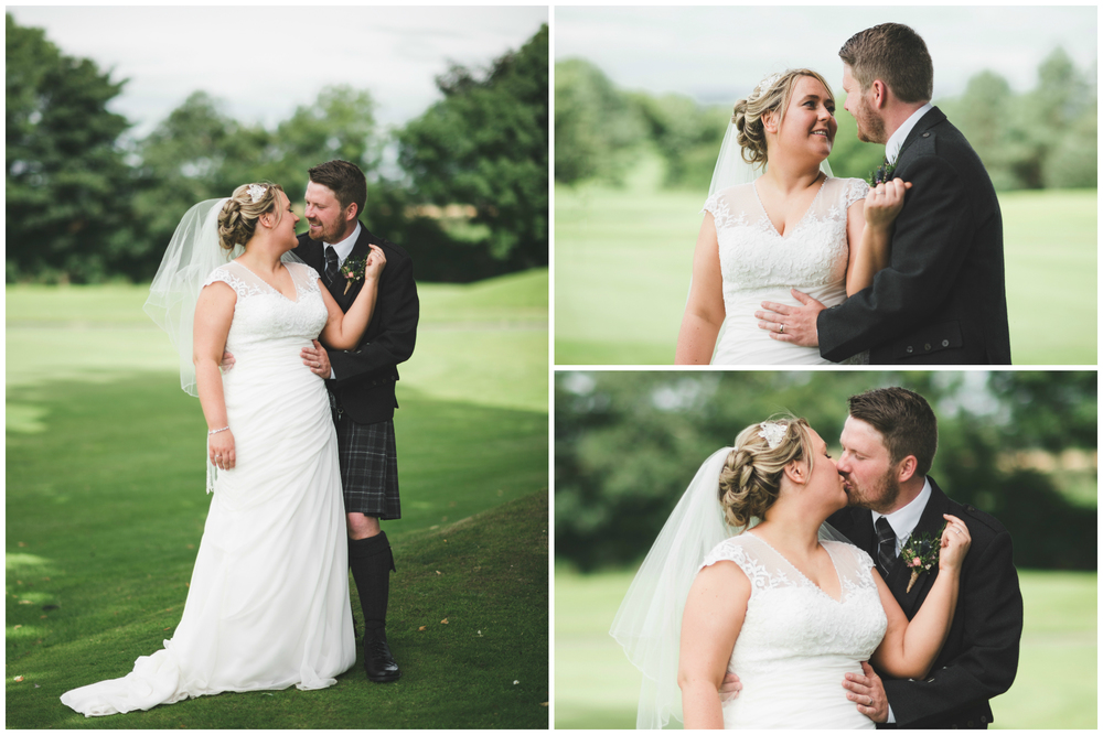 Lisburn Wedding Photographer Pure Photo N.I Edenmore Country Club bride and groom portrait
