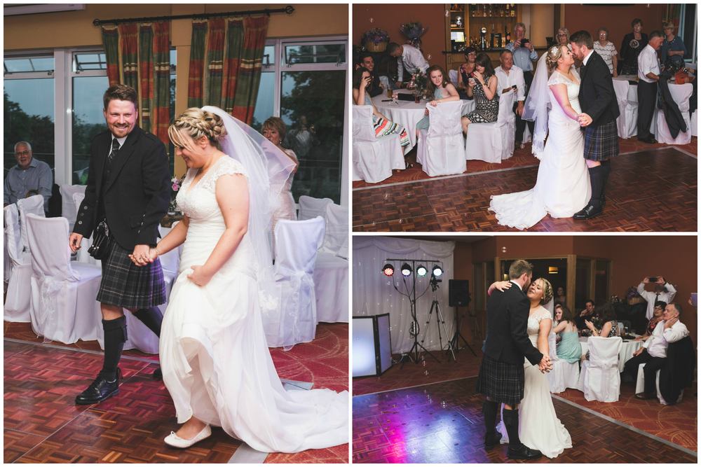 Lisburn Wedding Photographer Pure Photo N.I Edenmore Country Club the first dance