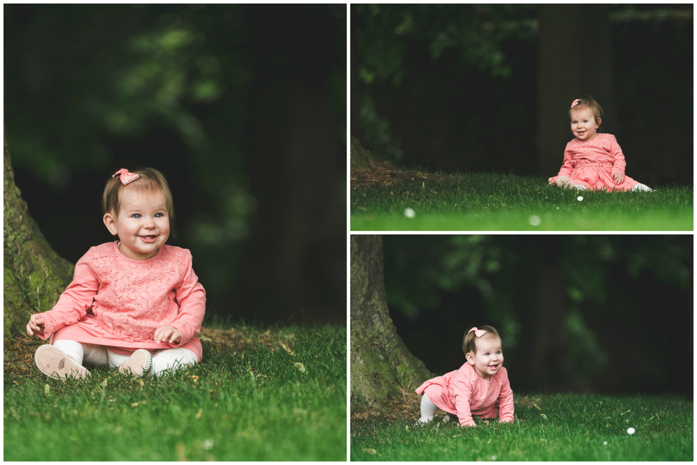 Family Portrait session Pure Photo N.I Lurgan Park Child