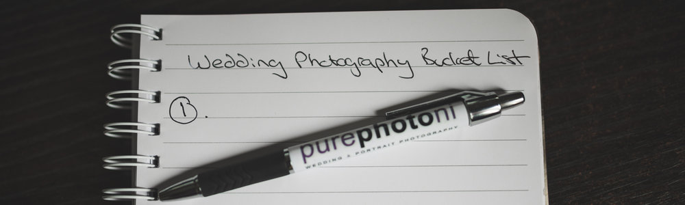 Northern Ireland Wedding Photography Pure Photo N.I Bucket List