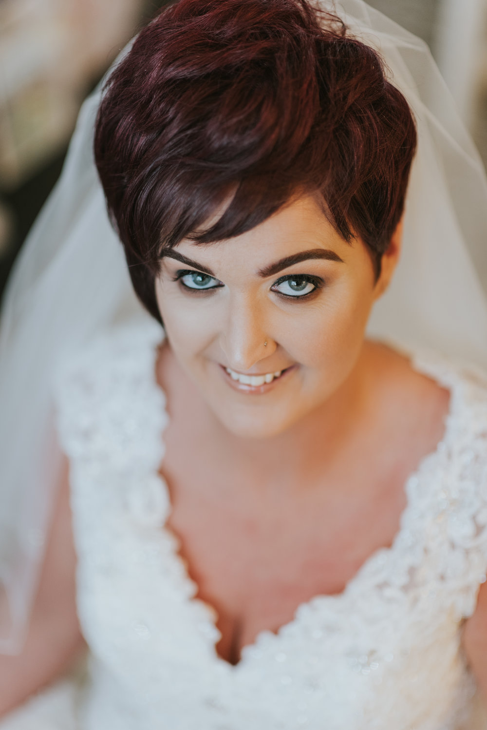 Limavady Wedding Pure Photo N.I bride ready